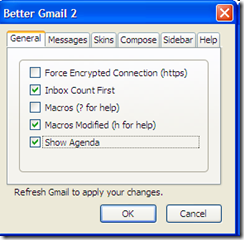 Better Gmail 2 Firefox Extension for New Gmail - Jim Black's Blog